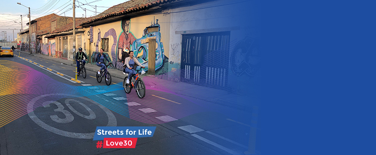 Streets for Life: Saving Lives on the Road through Safe Speeds